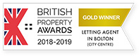 British Property Award Winner